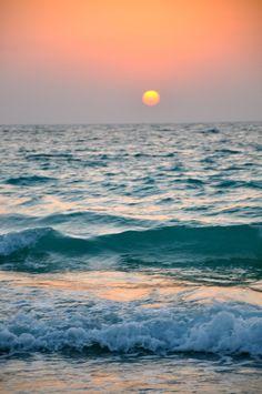 * Beach Waves *
