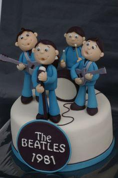 crafti cake, cake provestra, beatl forev, cakes, cake decor, beatl caketoo, fanci cake, cake loooooooooooov, cake creation