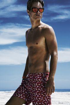 Mens Swimwear Trend: Get Graphic  SO AUSSIE SUMMER!