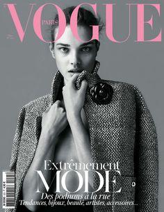 Natalia Vordianova - French Vogue  March 2012