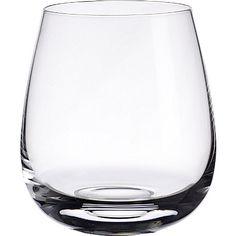 VILLEROY & BOCH Scotch Whisky single grain crystal whisky glass