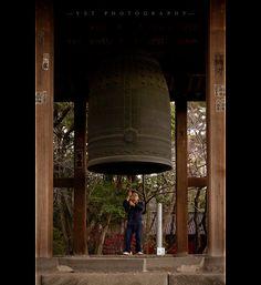 Japanese bonsho (buddhist bell)