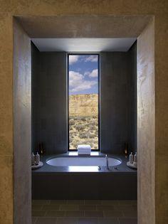 Bathtub Design Ideas at Amangiri Resort and Spa in Canyon Point Southern Utah