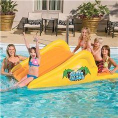 Slider Island | Lillian Vernon - Beach & Backyard Toys | Lillian Vernon