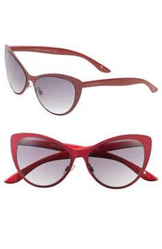 Fun! Steve Madden Cat's Eye Sunglasses