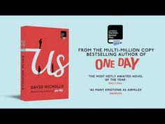 US by David Nicholls | UK Book Trailer (Adult Fiction)
