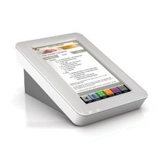 Demy Touchscreen Recipe Reader... I love how easy this makes it to find my recipes with the touch of a screen! I love my Demy!!!
