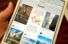 push user, inspiration, travel channel, launch, book, pinterest