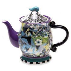 Tracy Porter® Teapot for Poetic Wanderlust® in Rose Boheme - BedBathandBeyond.com