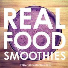 Looking for real, wholefood smoothies and recipes: #vegan #vegetarian #paleo #wholefood #running #fitness #healthy #Nutribullet #protein #raw #smoothies #juicing