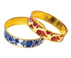Print bangles by Tradewinds, provided by Box Turtle.