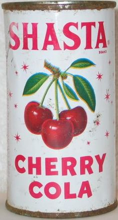 shasta cherry cola