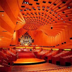 Interior > Sydney Opera House
