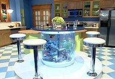 fish tank bed - Google Search