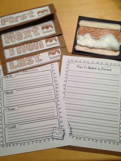 "The Lesson Plan Diva: ""How to"" writing and Non-fiction activities"