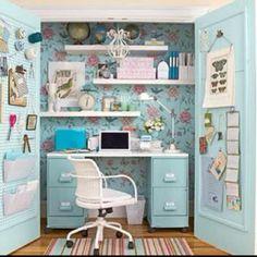 Closet Studio :)...unknown amazing