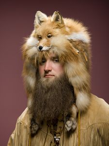Jerem of Kenai by David Meade: portraits from the 2009 world beard and mustache championship...