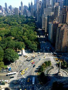 Columbus Circle, New York City #NYC