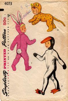 Classic DIY costumes for kids. Yep, still cute.
