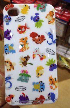 Pokemon Time iPhone case