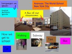 Global Book: Schools Around the World by Kristen Paino