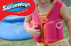 Gain Confidence in the Pool with SwimWays Swim Steps