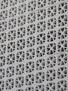 Concrete Screen Block
