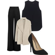 Business casual for women means more than pantsuits. Find examples of what to wear to your next corporate event!