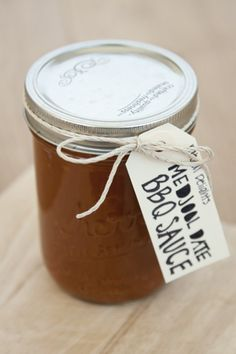 #Healthy Homemade Medjool Date BBQ Sauce. No refined sugars!