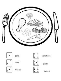 Teaching Meals in Spanish ¡Mmmm delicioso! | Spanish Simply