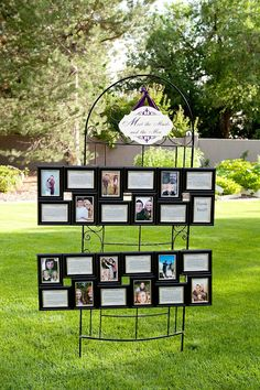 Meet the Maids and the Men...cute idea