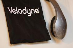 For the music-lover: Velodyne vFree Bluetooth Headphones #samp