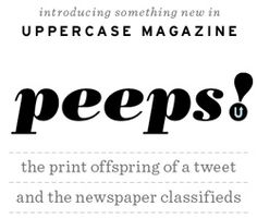 graphic, uppercas magazin