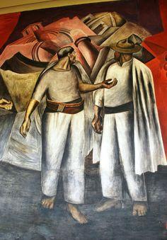 La destrucción del viejo orden. JC Orozco