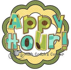 Math Coach's Corner: Appy Hour: The Subitize Tree