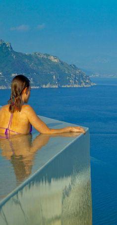 Monastero Santa Rosa Hotel  Spa...Amalfi Coast, Italy