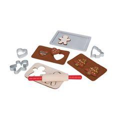 Hape Toys Gingerbread Baking Set