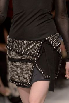 Isabel Marant Fall 2013 RTW Collection - Fashion on TheCut #details #fashion #PFW http://www.treschicnow.com/fashion/fashion-finds/2013/03/isabel-marant-pfw-fall-2013.html