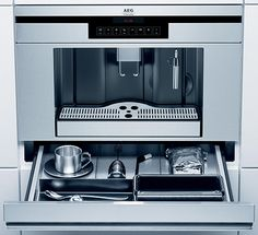 Top 5 built in coffee machines that makes your life easier coffe maker