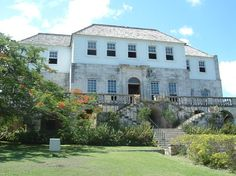 Rose Hall, Jaimaica - The 20 Most Haunted Places in the U.S. and U.K.