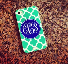 monogram mad, monogram case, monogram iphon, iphon monogram