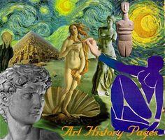 The best art history website for kids