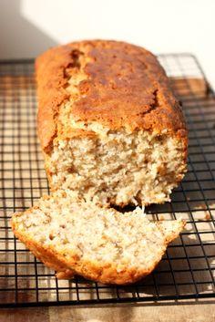 baking = love: Winter down under: Feijoa, ginger & coconut loaf