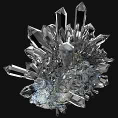 Quartz crystals