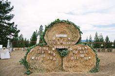 Greenough Montana wedding by Habitat Events: http://www.stylemepretty.com/2014/08/18/greenough-montana-wedding-by-habitat-events/ | Photography: http://www.greendoorphotography.com/