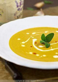 Sweet Sensation: Krem juha od mrkve