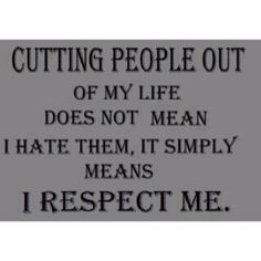 Well said & there are a lot to be cut!