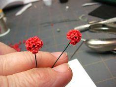 | 1 inch minis: Geraniums