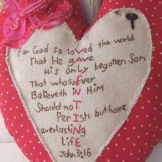 Primitive John 3:16