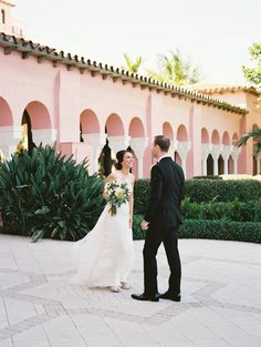colette + josh | Elysium Gown by Catherine Deane for BHLDN | via: smp | #BHLDNbride